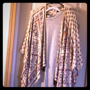 Pants - Wrap shawl